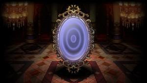 グリムノーツ 鏡 青色
