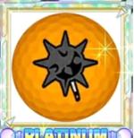 みんゴル アプリ ぐるぐるハンマーボール