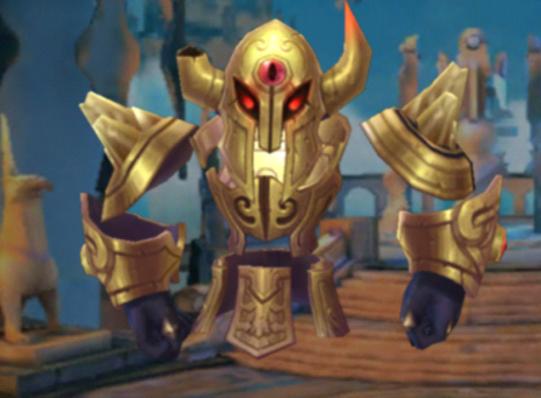 アルカディア 黄金戦士