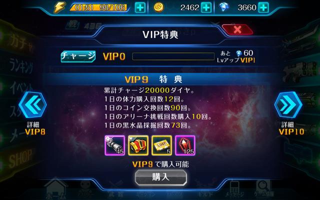 スタートリガー VIP特典