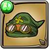ゴブリン族の帽子